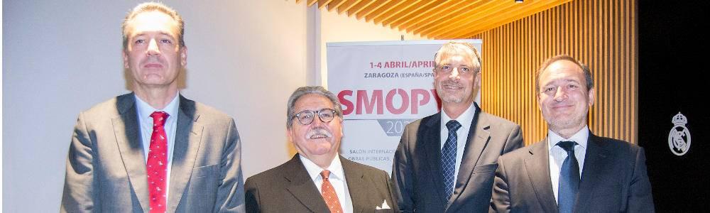SMOPYC 2020 cuenta ya con más de 90.000 metros de superficie y supera, así, la edición de 2017